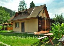 The lodge is located on the banks of the river. Shall be two cottages at 28 locations where campers experience a real vacation, enjoying the majestic nature of the Ukrainian Carpathians. Ms. Lily is a teacher. In my house always creates a cozy home atmosphere where you will receive maximum attention to your needs.