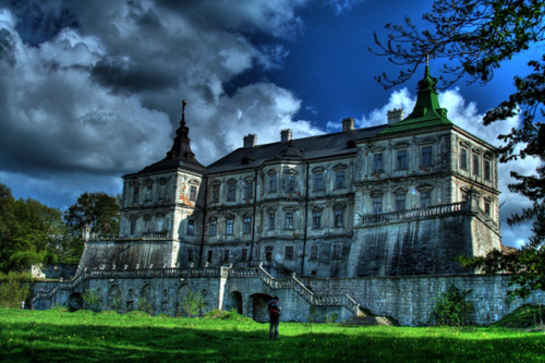 Підгорецький замок - Підгірці - UA-travel.info