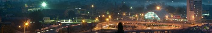 Луганська область знаходиться на Сході України, межує зРосійською Федерацією, за що її називають східними воротами України.Луганська область утворена 3 червня 1938 року, до 1990 року називалась Ворошиловградська область.  В часи Київської Русі б�. Фото  5