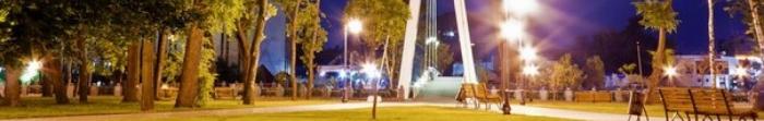 Люботин – місто в Харківській області. Засноване 1650 року. Чисельність мешканців сягає 26 тис.. Через місто протікають річки Люботинка та Мерефа. Є залізнична станція.  На території міста розкинувся старий графський парк в англійському ст�. Фото  5