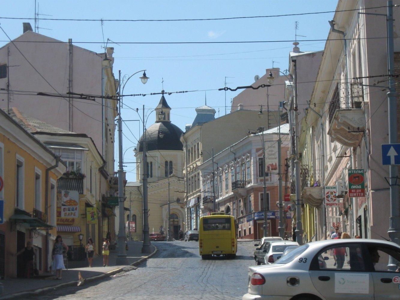 Rent and car rental in Volyn region: a selection of sites