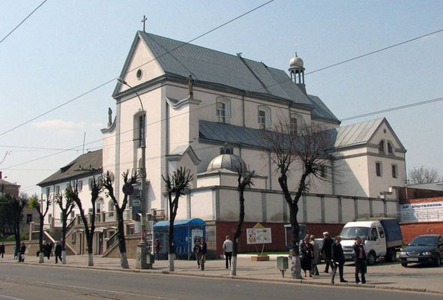 Cinemas in Vinnytsia and region: a selection of sites