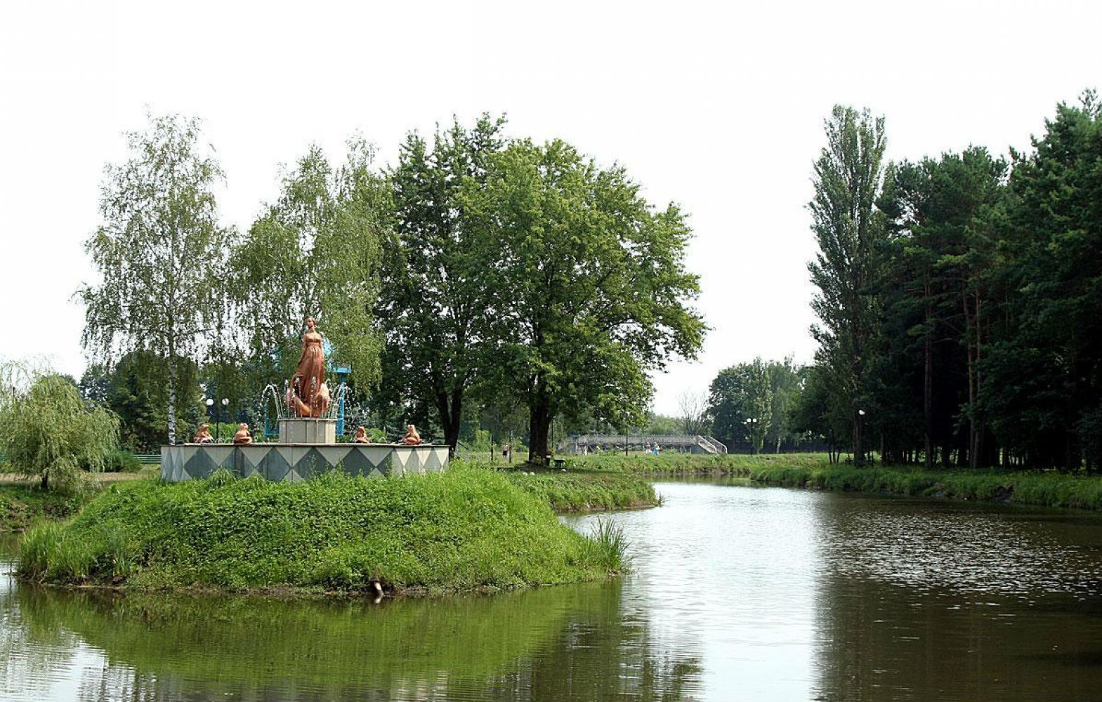 Sanatoriums and pensions of Vinnitsa region: a selection of sites