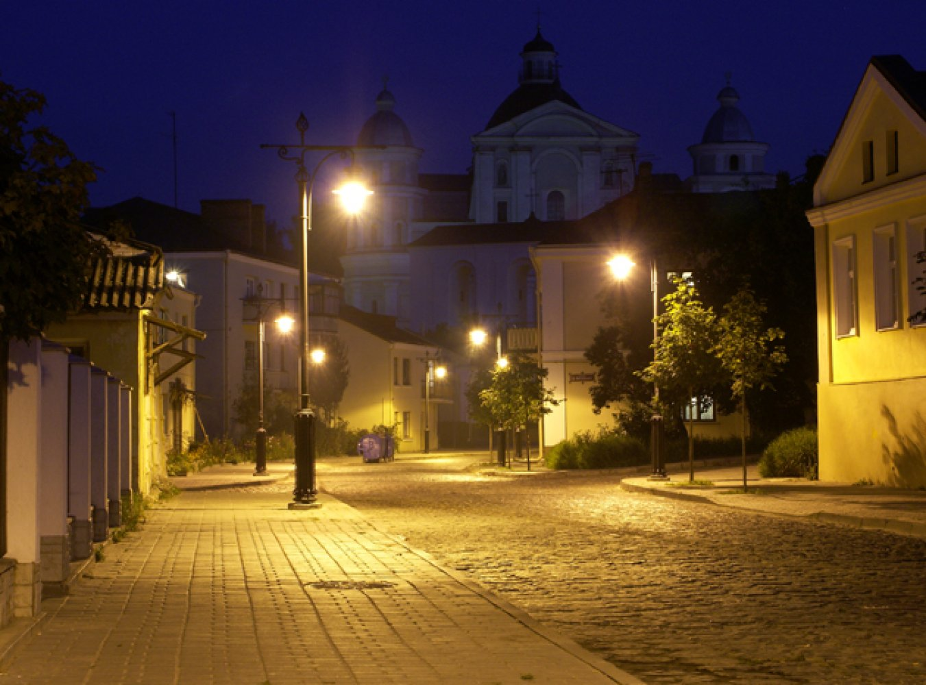 Hotels of Lutsk and the region: a selection of sites