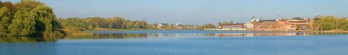 Бердичев - город в Житомирской области, второй по величине и численности населения после областного центра. Здесь проживает около 90 тысяч жителей. В XIX веке Бердичев был одним из крупнейших торговых и промышленных центров Украины. Численность н. Фото  1